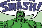 A linguist's guide to HULK SMASH