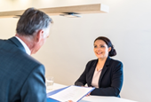 When to Follow Up With an Interviewer