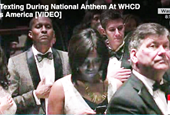 Broken image for Always pay attention to the 'National Anthem'! (Or maybe stop playing it at #NerdProm)