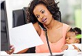 The best companies for working moms