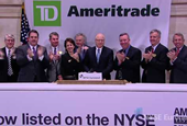 Brokerage giant TD Ameritrade is gearing up for bitcoin futures