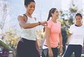 Fitbit pops after expanding its partnership withhealth insurer Humana (FIT)