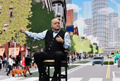 Ford CEO Jim Hackett reveals details about how he's reinventing the 115-year-old car company (F)