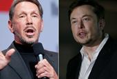 Larry Ellison's stake in Tesla is worth about $1 billion (TSLA, ORCL)