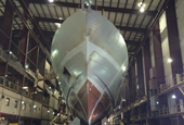 Lean manufacturing transforms Wisconsin maker of U.S. Navy warships