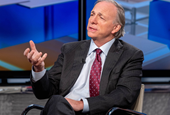 Our Davos diary; Bridgewater's Dalio is scared of the next economic meltdown; Stock-trading on the f