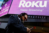 Roku's revenue forecast for Q1 was just shy of Wall Street targets but the stock is getting destroye