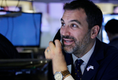 Stock market records, Amazon's visit to Madison Avenue, and mental-health startups