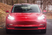 Tesla isn't facing a wave of competition because there isn't any competition in the electric-car mar