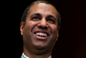 The FCC chief's call for cracking down on tech companies is not only laughable, it's the 'height of