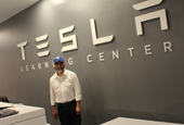 The man who trains Tesla's workforce reveals how his job goes beyond staffing production lines (TSLA
