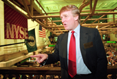 Trump took credit for stock-market records once again — so we graded his claims