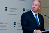 Wall Street billionaire Steve Schwarzman gave a record-setting gift to his public high school — and