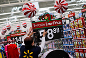 Walmart is using the oldest trick in the book to boost its stock price (WMT)