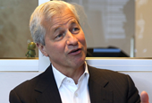 We asked Jamie Dimon why JPMorgan is forming a new healthcare company with Amazon and Berkshire Hath