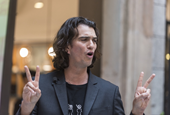 WeWork's CEO drama has one industry insider calling it an 'Elon Musk situation' (WE, TSLA)