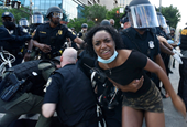 Why are the protests so much more intense?