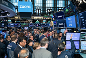 Zuora soars in its IPO, and the founder's stake is worth nearly $200 million — 5 years after the com