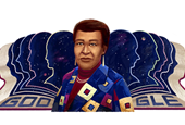 Science fiction icon Octavia Butler is honored with a Google Doodle