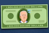 Biden risks the future to juice the present