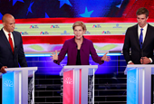Warren ripped for not talking about tax hikes under 'Medicare for All'