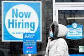 Sign of inequality: US salaries recover even as jobs haven't, showing how economy 'really tanked for