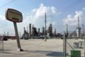 Residents cough, rub eyes in Harvey pollution spike