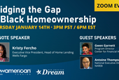 New American Funding Hosting Unique Event: Bridging the Gap in Black Homeownership