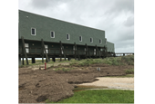 DaVinci Tiles on Mustang Island Episcopal Conference Center Hold Up to Direct Hit from Hurricane Har