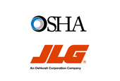 JLG Supports OSHA's National Stand-Down to Prevent Falls in Construction Efforts