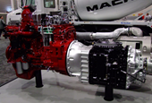 Mack adds Rolling Start and Auto Neutral to mDrive AMTs