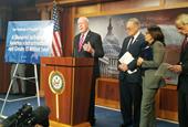 Senate Democrats propose $1 trillion infrastructure plan with $210 billion for bridges, roads