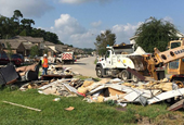 Subcontractors of all experience levels needed for work in Irma, Harvey disaster areas