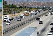 Repaving of Golden State Freeway leads to lane closures