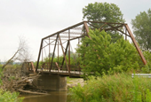 Fight to save and relocate Iowa's historic Red Bridge continues
