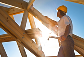Construction sees largest monthly jobs increase in nearly a decade; home starts up 3%