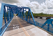 Florida's Blue Bridge, a once-vital hand-op swing bridge on U.S. 17, turns 90