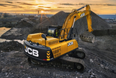 JCB moves to Rolls-Royce engine to power its largest excavators