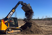 This is Teleskid: Check out JCB's new half skid steer, half telehandler before its official ConExpo