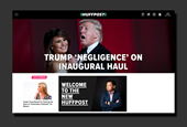 Designers (Mostly) Love HuffPost's Bold Redesign