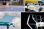 The Evolution of Amazon's Package Delivery Drone Designs