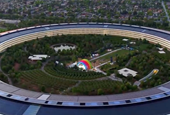 "Video Tour of Apple's ""Spaceship"" Campus. It Looks Like an Awesome Place to Work"