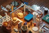 Industrial Designer Keillor MacLeod's Simple, Elegant Show Lamp