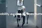 Hyundai's Doctor-Headed Dog-Bot