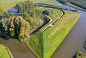 UNESCO Names Dutch Water Defence Lines a World Heritage Site