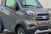 Bizarre Vehicle Category in China: Ultra-Narrow Low-Speed EVs