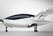Lilium's Take on the Flying Taxi is Beautiful