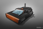 Transferring the Design Language of Classic Game Consoles to Cars