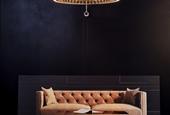 A Closer Look at the Collaborative Design Process Behind IDEO & Swarovski's Infinite Aura Chandelier