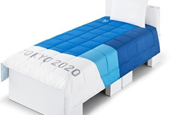 Check Out the Cardboard Beds Tokyo 2020 Athletes Will Sleep On